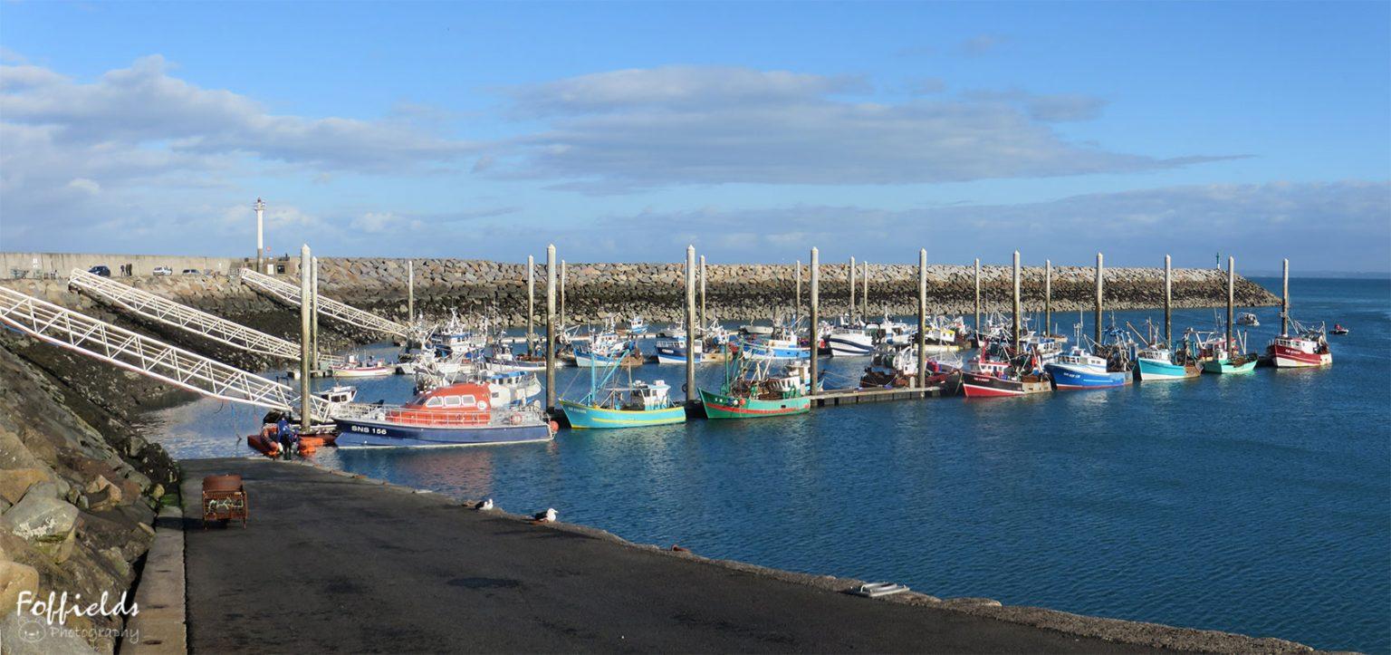 Saint-Quay-Portrieux - Port de pêche en eaux profondes