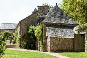 Dépendances du Château de la Roche-Jagu