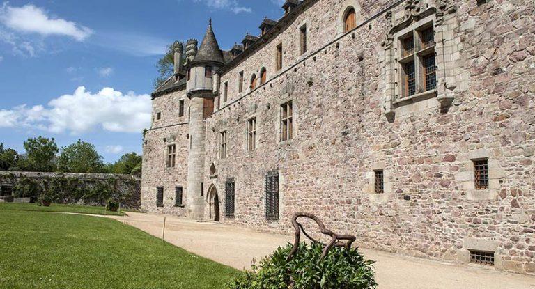 Château de la Roche-Jagu