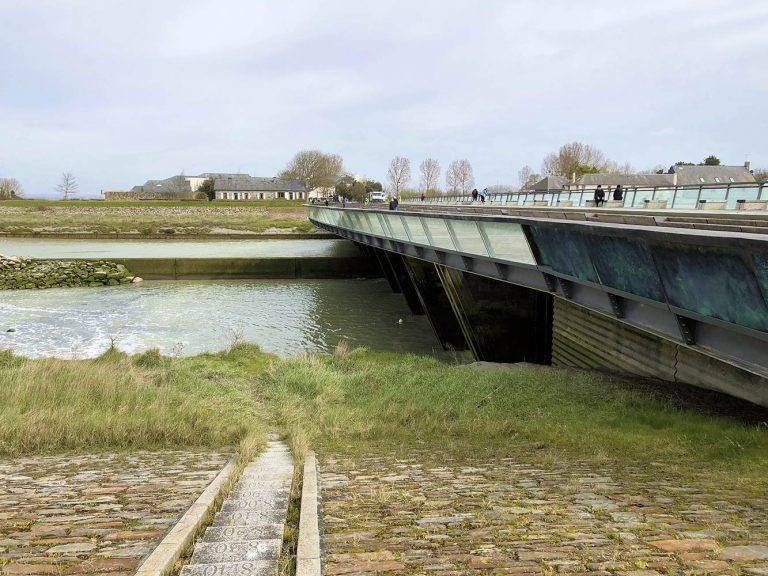 04 Le barrage du mont saint-Miche