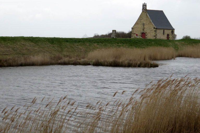 Saint-Broladre - La chapelle Sainte Anne